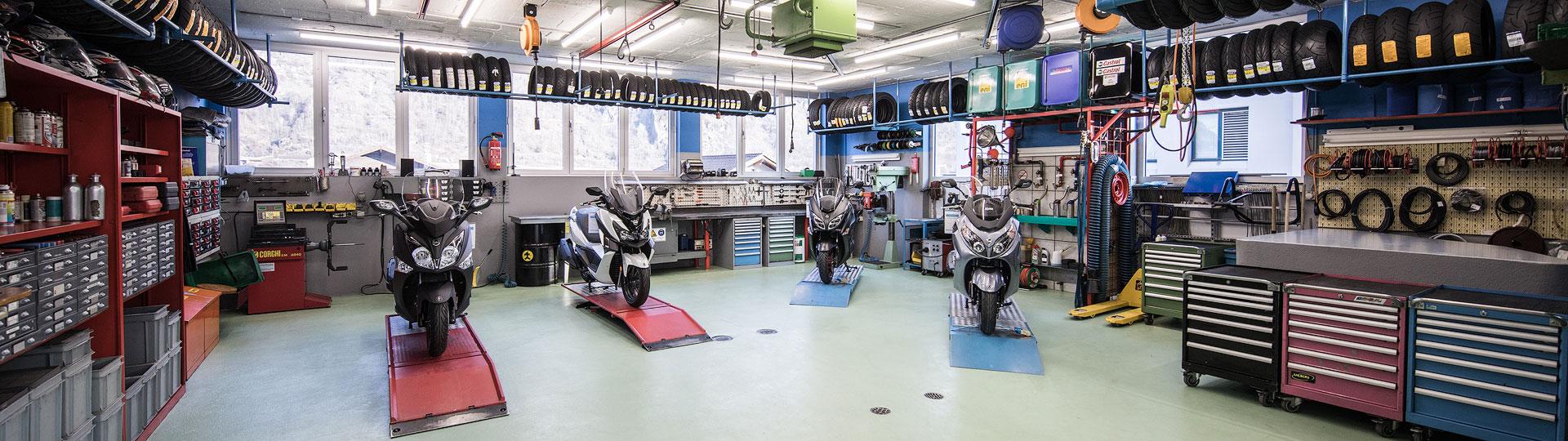 Werkstatt Holzer Motos AG