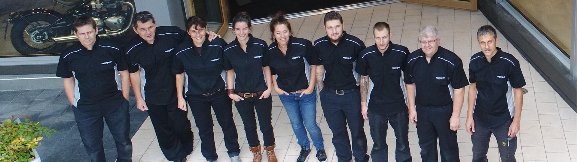 Team Holzer Motos AG